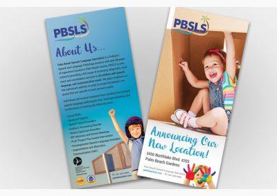 PBSLS Promo Card