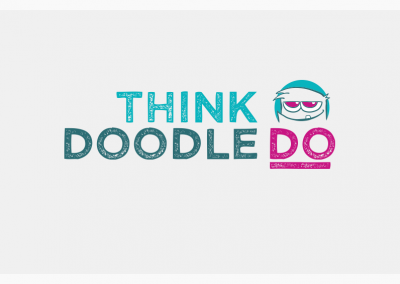Think Doodle Do Logo