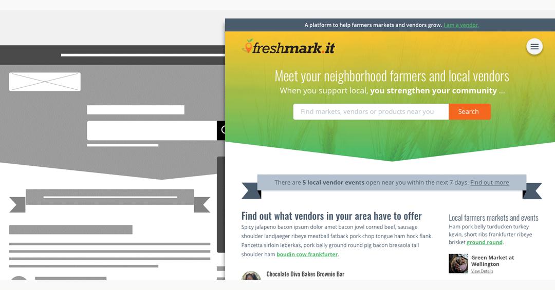 FreshMark.it UI